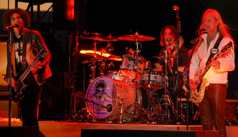 Alice In Chains, 2007