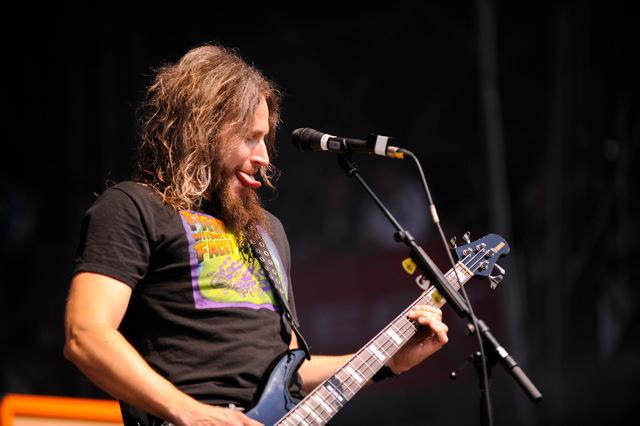 Mastodon, live, Rock am Ring 2011