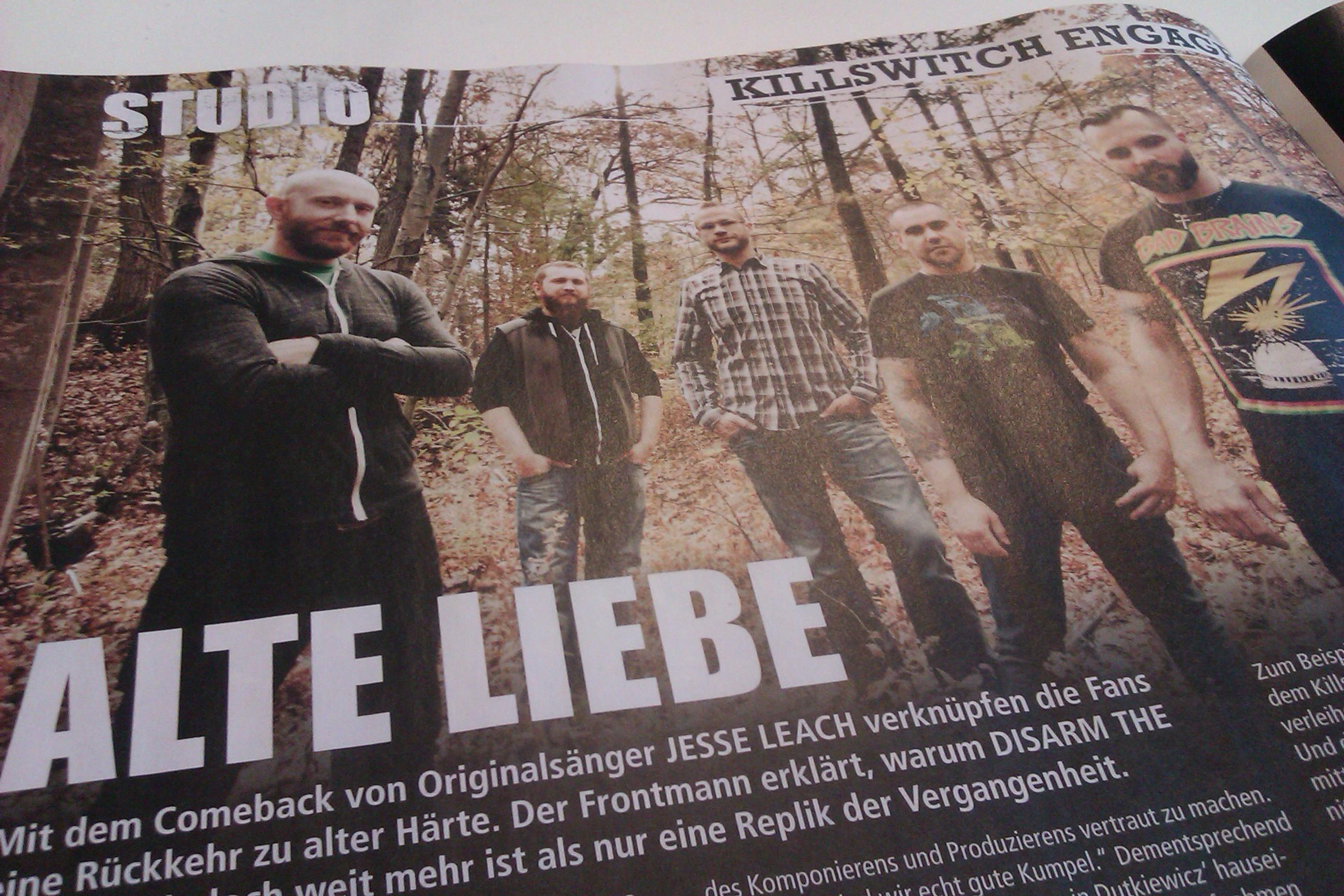 METAL HAMMER-Ausgabe 03/2013