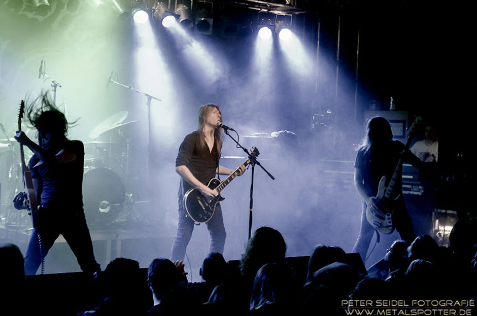 Angelwitch live, 14.02.2013, München