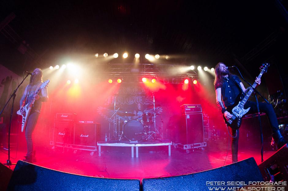 Grand Magus live, 14.02.2013, München