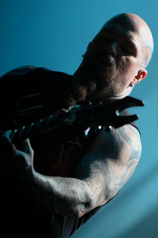 Slayer, live, Metalcamp 2011