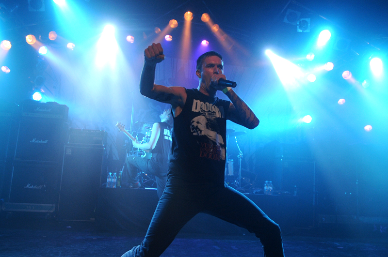 Heaven Shall Burn, Hamburg Metal Dayz 2012