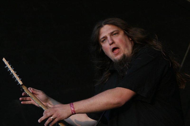 Vomitory, Death Feast Open Air 2011