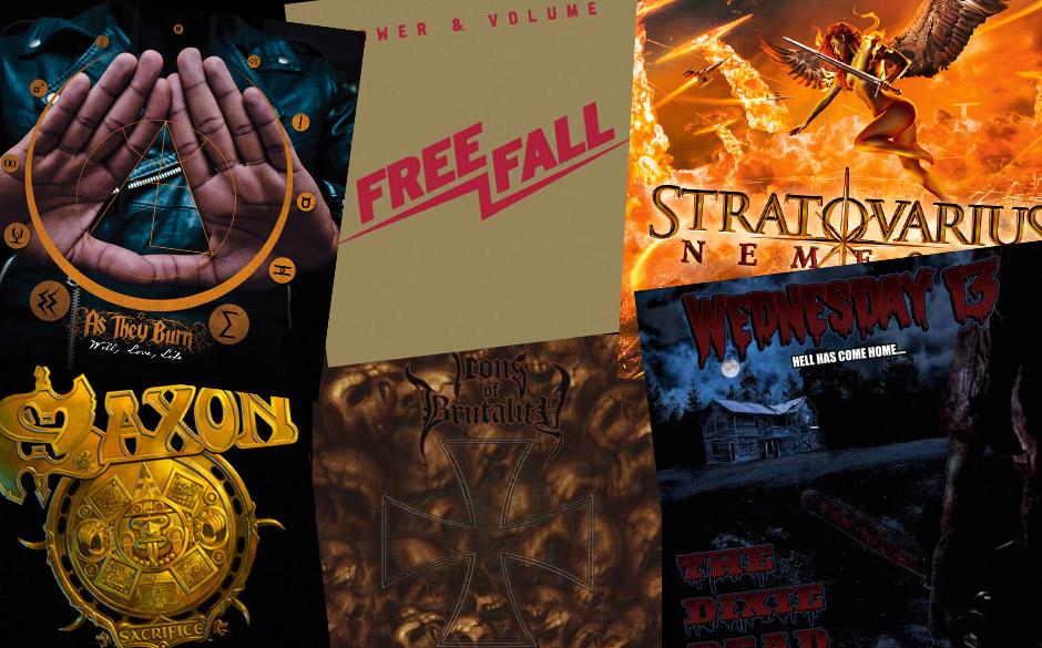 Neue Metal-Alben vom 22.02.2013