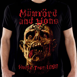 Mumford And Sons Söft Metal-Shirt
