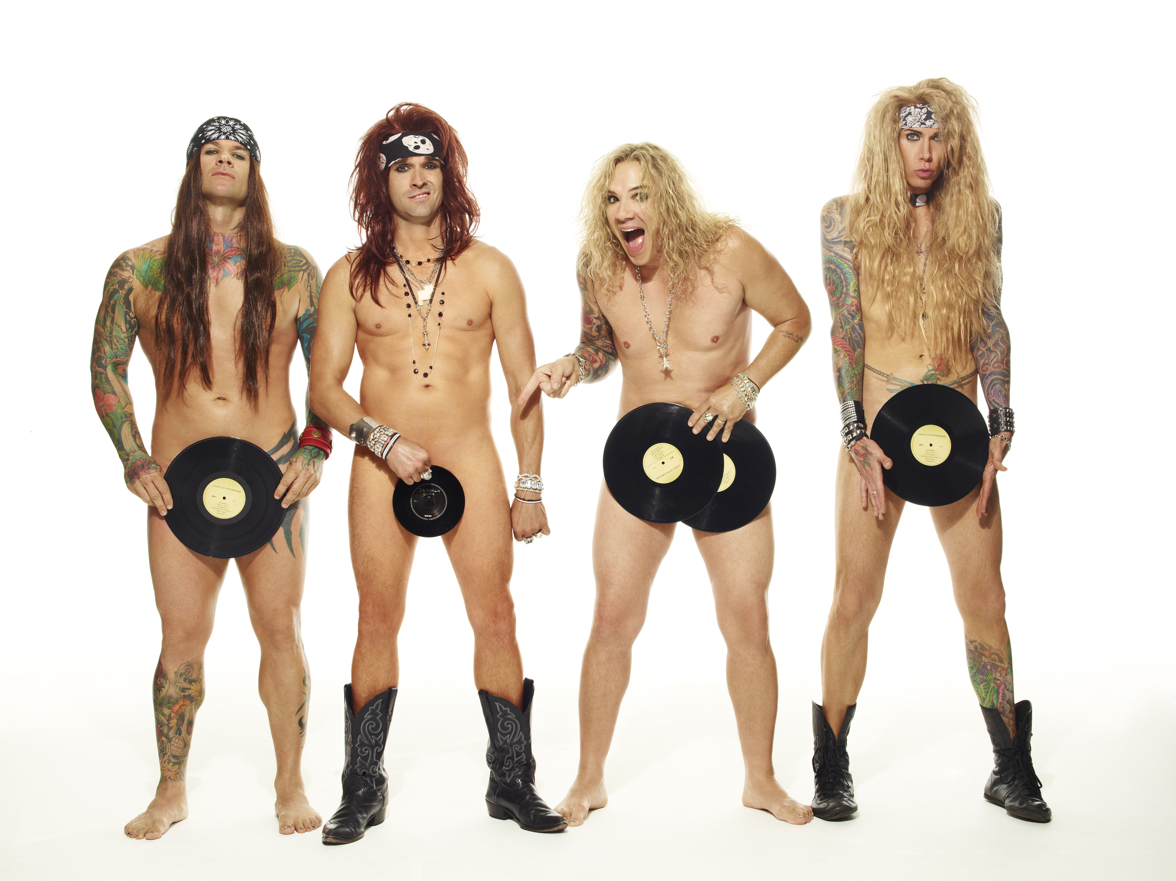 Steel Panther 2011