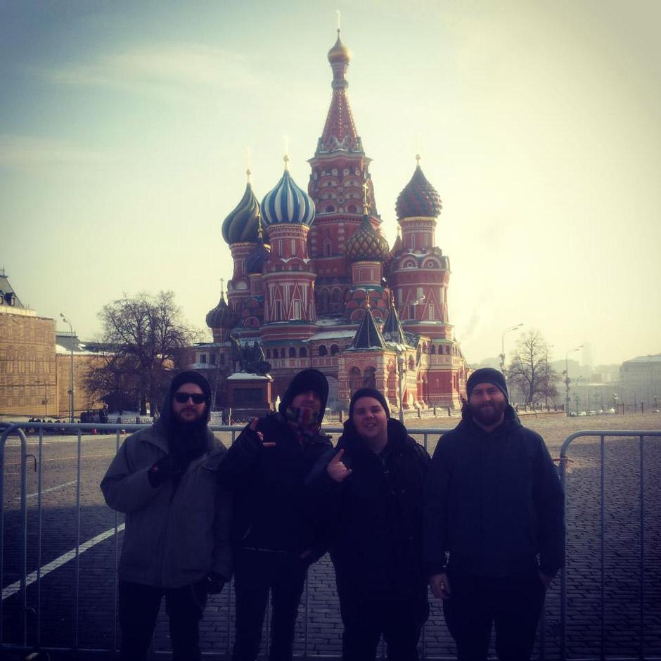 Tenside Tourtagebuch aus Russland