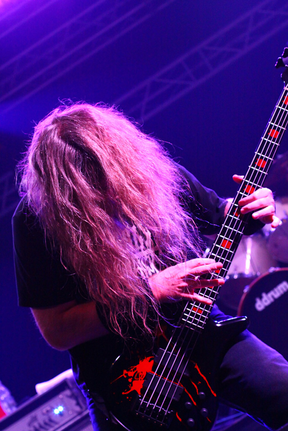 Cannibal Corpse live, 22.02.2013, Geiselwind, Music Hall