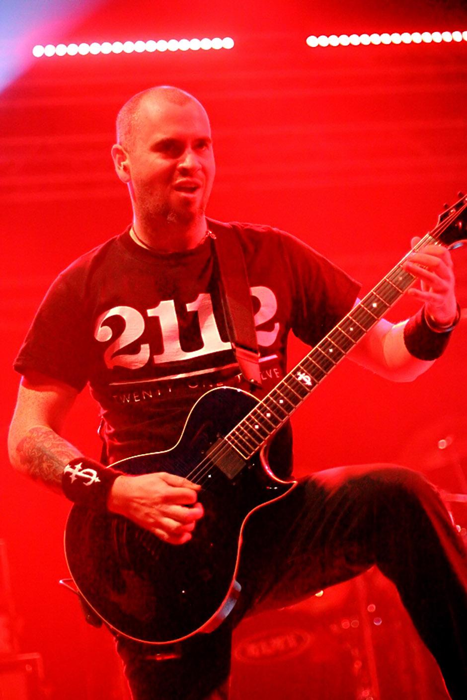 Devil Driver live, 22.02.2013, Geiselwind, Music Hall
