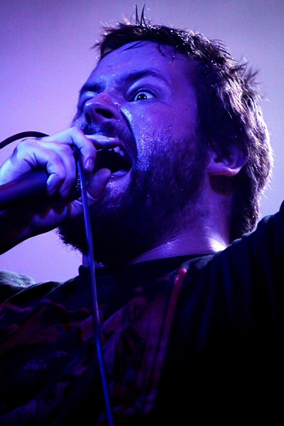 The Black Dahlia Murder live, 22.02.2013, Geiselwind, Music Hall