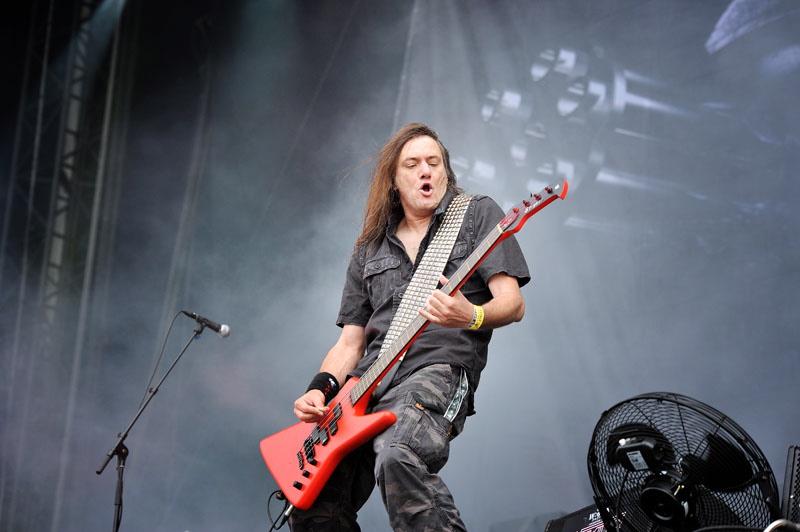 Sodom, live, Wacken 2011