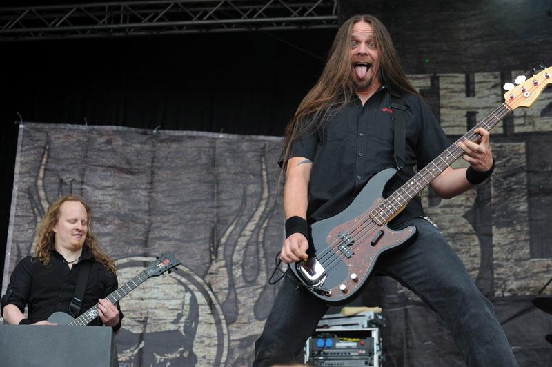 The New Black, live, Rock Harz 2011