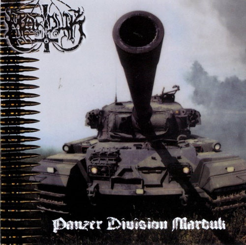 Panzer auf Metal-Covern