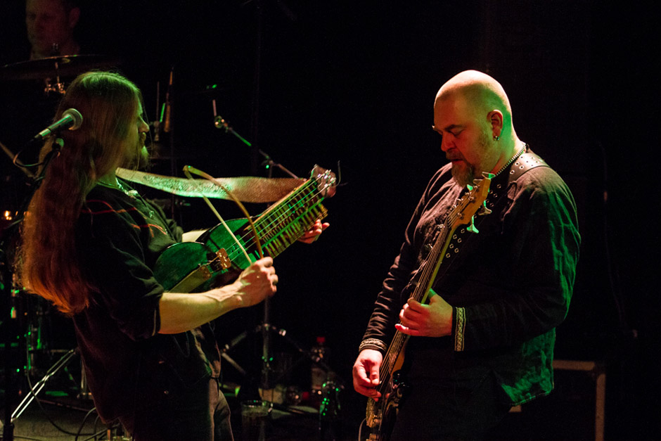 Fjed live, 16.02.2013, Hamburg