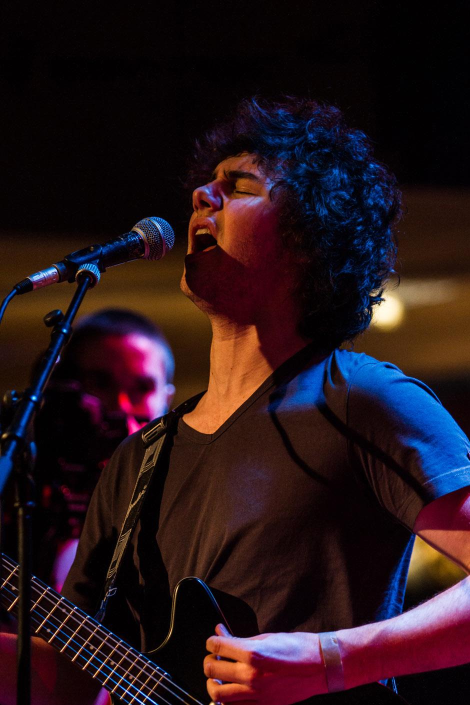 Goldmouth live, 16.02.2013, Hamurg