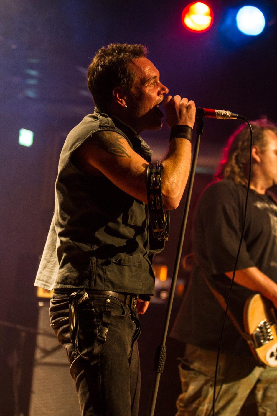 Hellboys live, 16.02.2013, Hamurg
