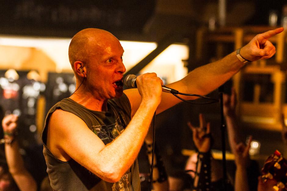 Metal Inquisitor live, 16.02.2013, Hamburg