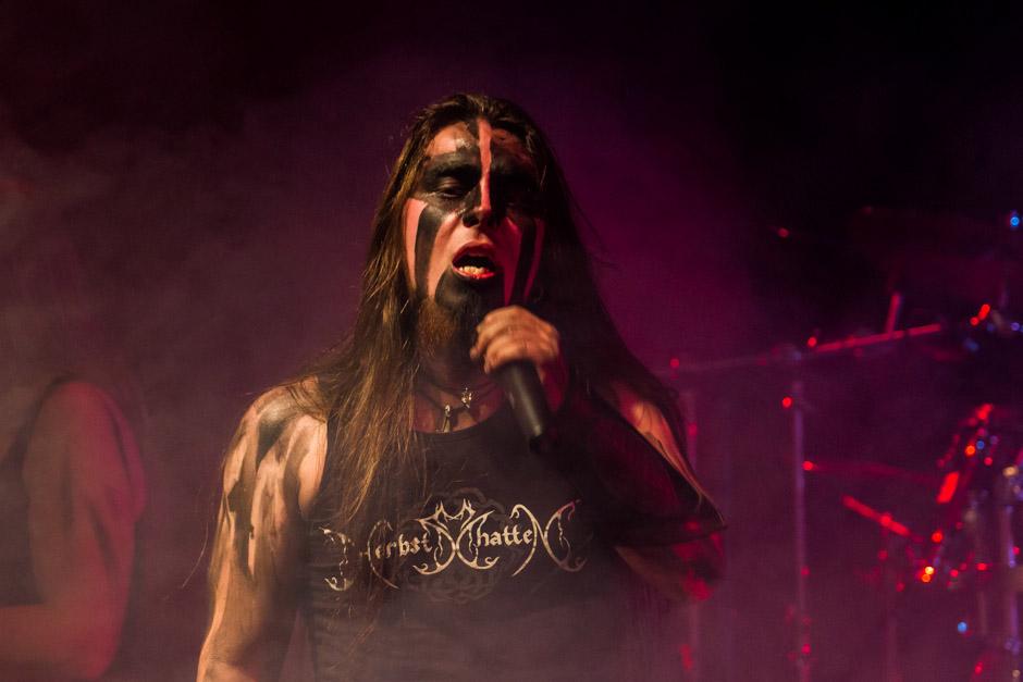 Rabenwolf live, 16.02.2013, Hamburg
