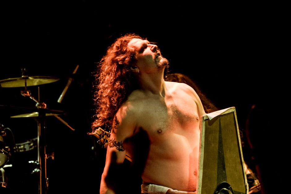 XIV Dark Centuries live, 16.02.2013, Hamburg