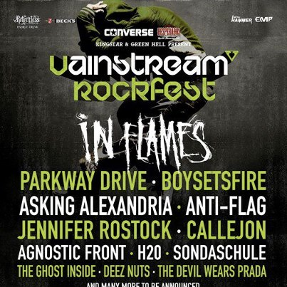 Vainstream Rockfest 2013
