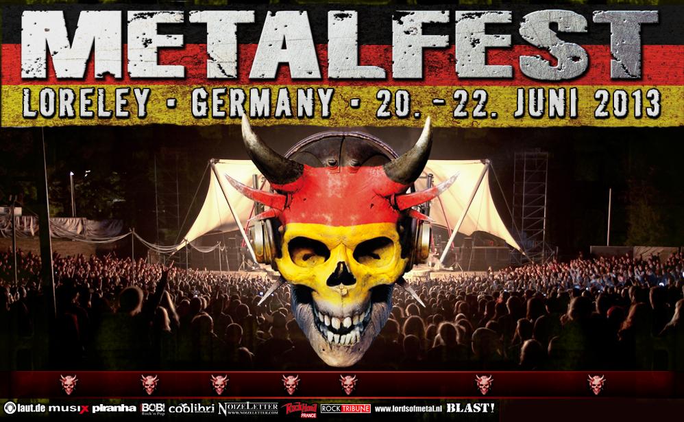 Metalfest 2013