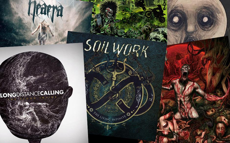 Die neuen Metal-Alben vom 01.03.2013