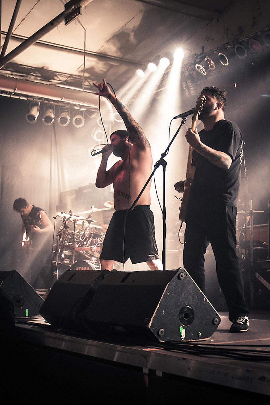 The Black Dahlia Murder live, 20.02.2013, Köln