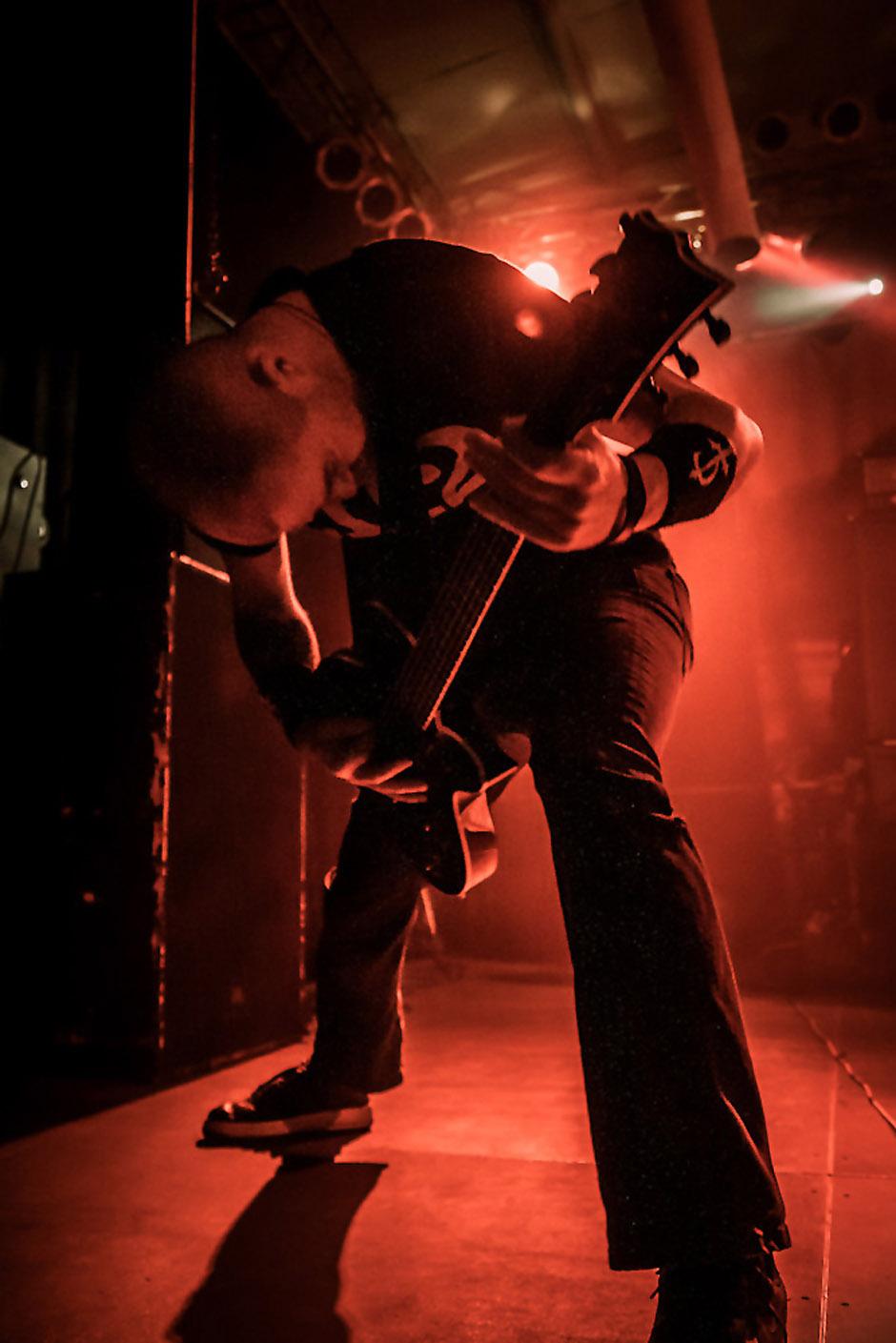 Devildriver live, 20.02.2013, Köln