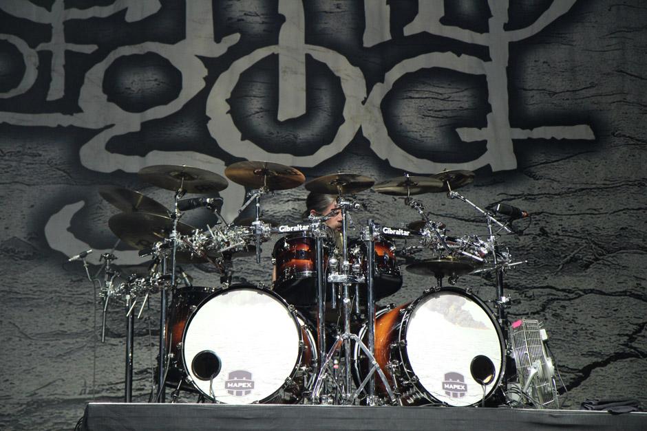 Lamb Of God live, Earshakerday 2012