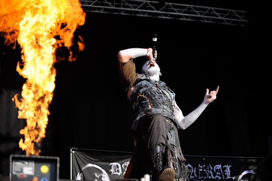 Dark Funeral live, Wacken Open Air 2012