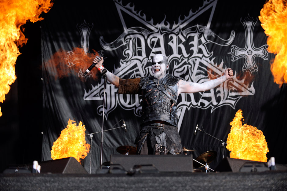 Dark Funeral live, Wacken Open Air 2012