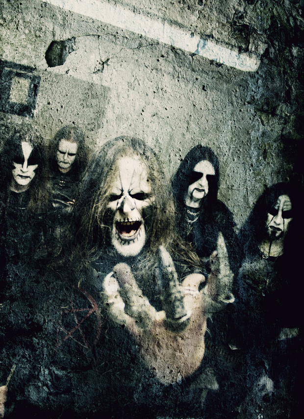 Dark Funeral, Promo Bild, 2009