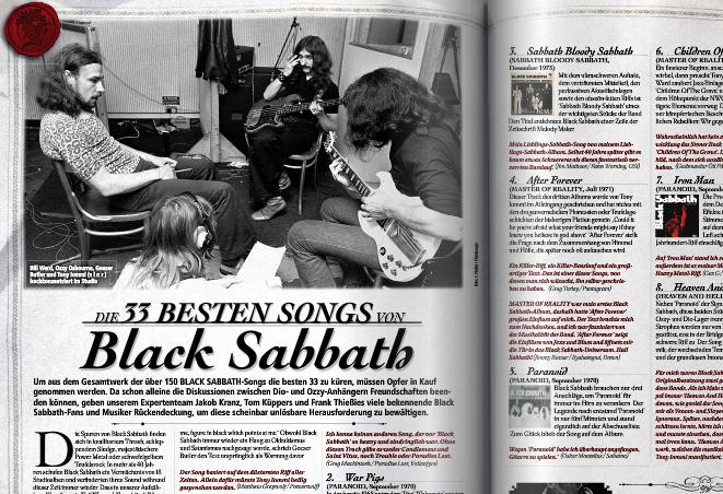 METAL HAMMER-Ausgabe März 2012