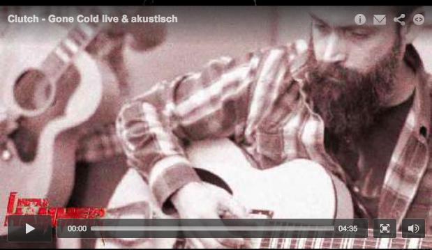 Clutch live & akustisch