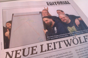 METAL HAMMER-Ausgabe 04/2013
