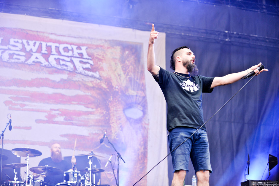 Killswitch Engage, Rock am Ring 2012