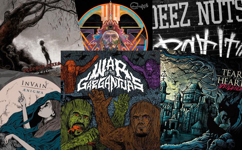 Neue Metal-Alben vom 15.03.2013