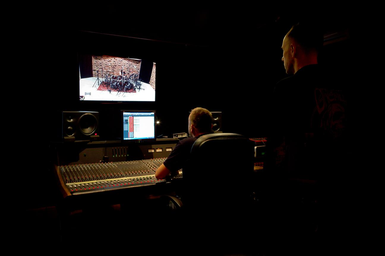 Behemoth - Studio 2013