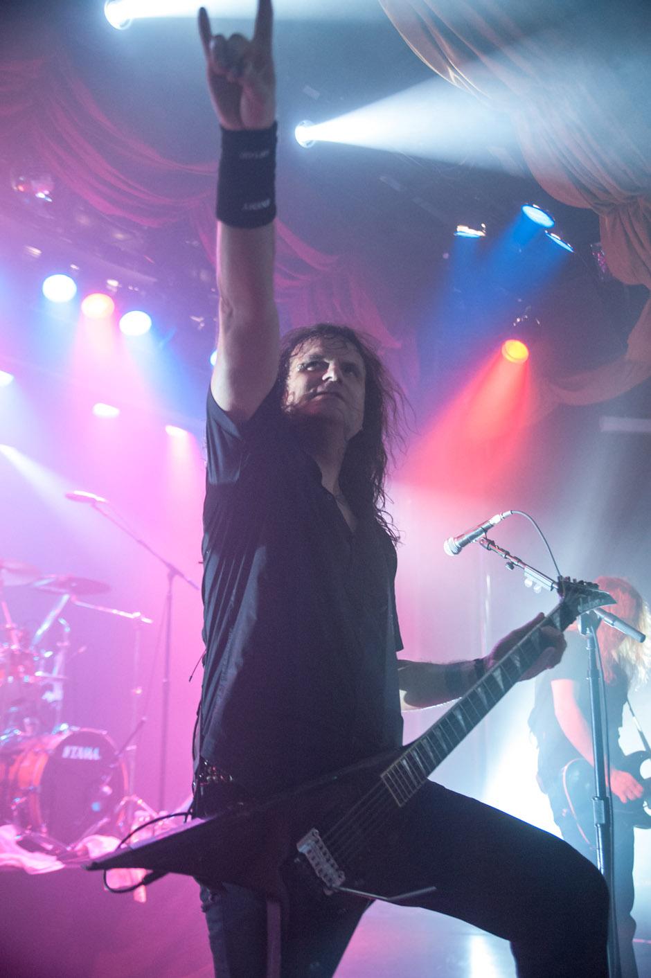 Kreator, 70000 Tons Of Metal 2013