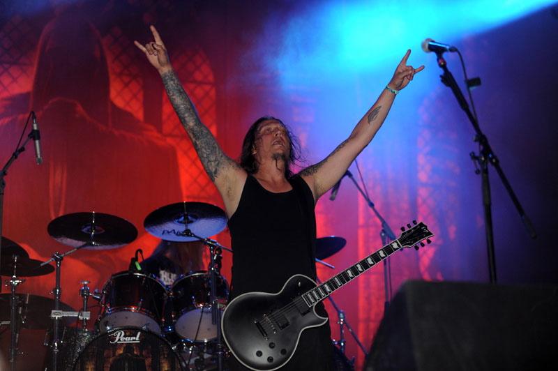 Hypocrisy, live, Rock Harz 2011