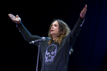 Ozzy Osbourne, live 2011, Sweden Rock Festival