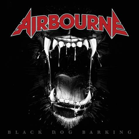 Airbourne BLACK DOG BARKING (2013)