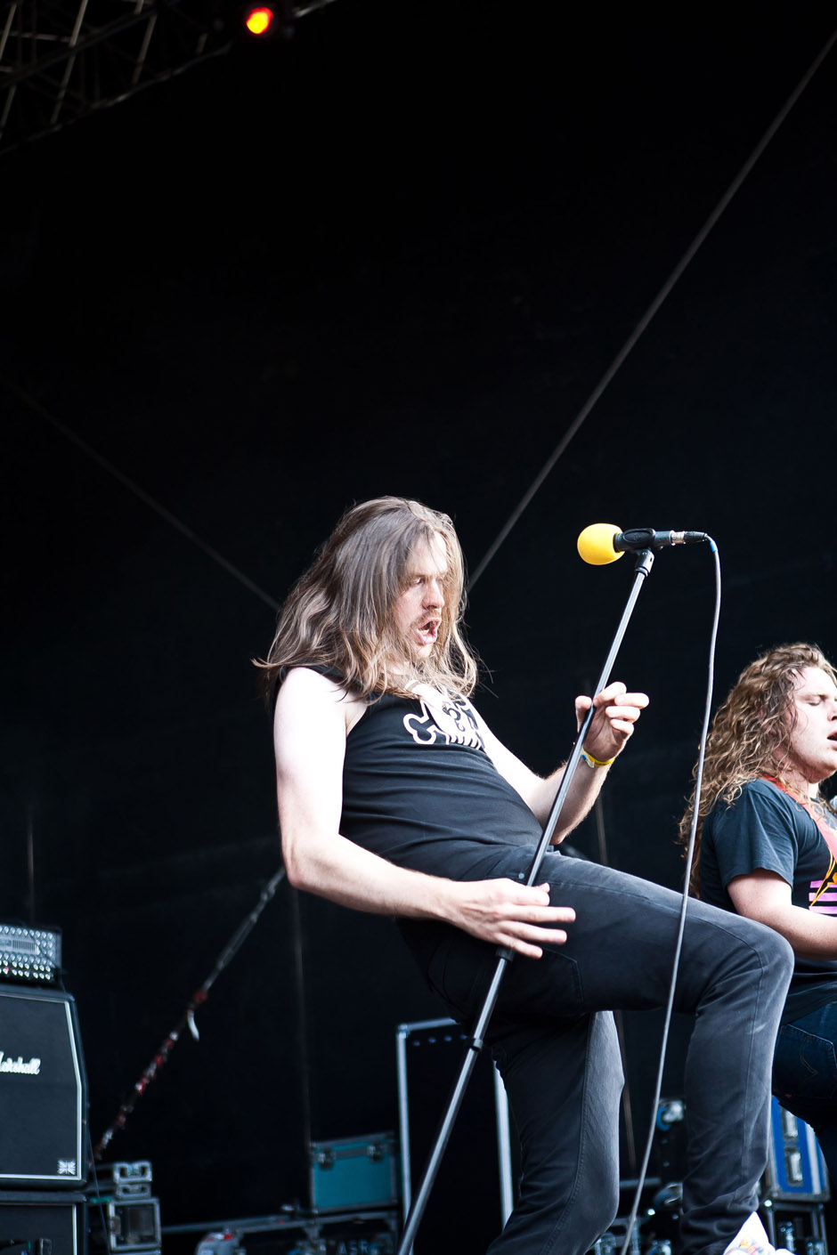 Gamma Bomb live, Extremefest 2012 in Hünxe