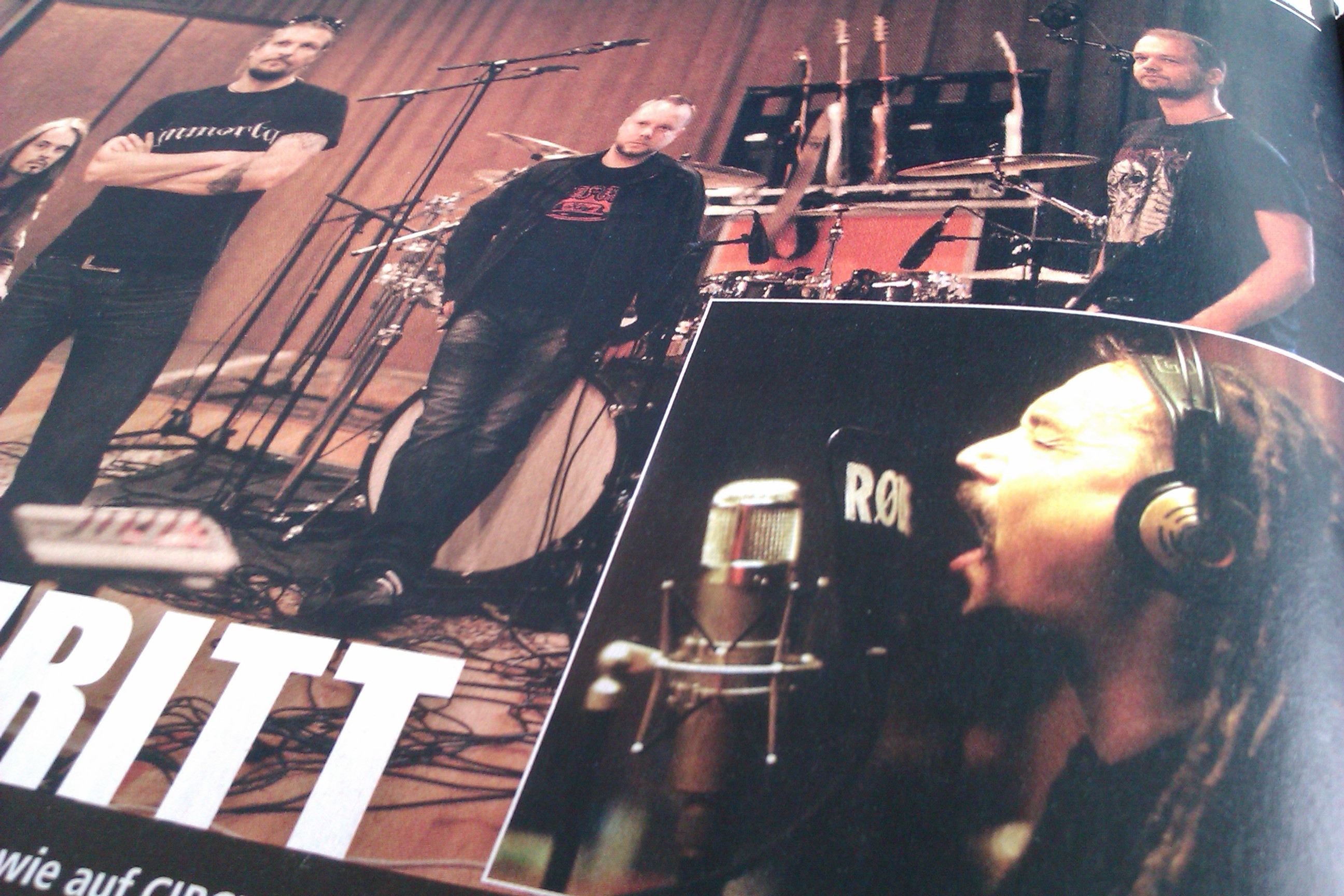 Wir haben CIRCLE von Amorphis bereits hören dürfen und verraten euch hier in der Galerie Song für Song, wie das Album klin