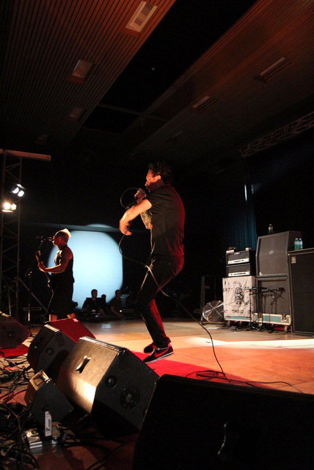 Sick Of It All live, Earshakerday 2012