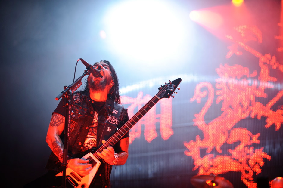 Machine Head, With Full Force, 29.06.2012