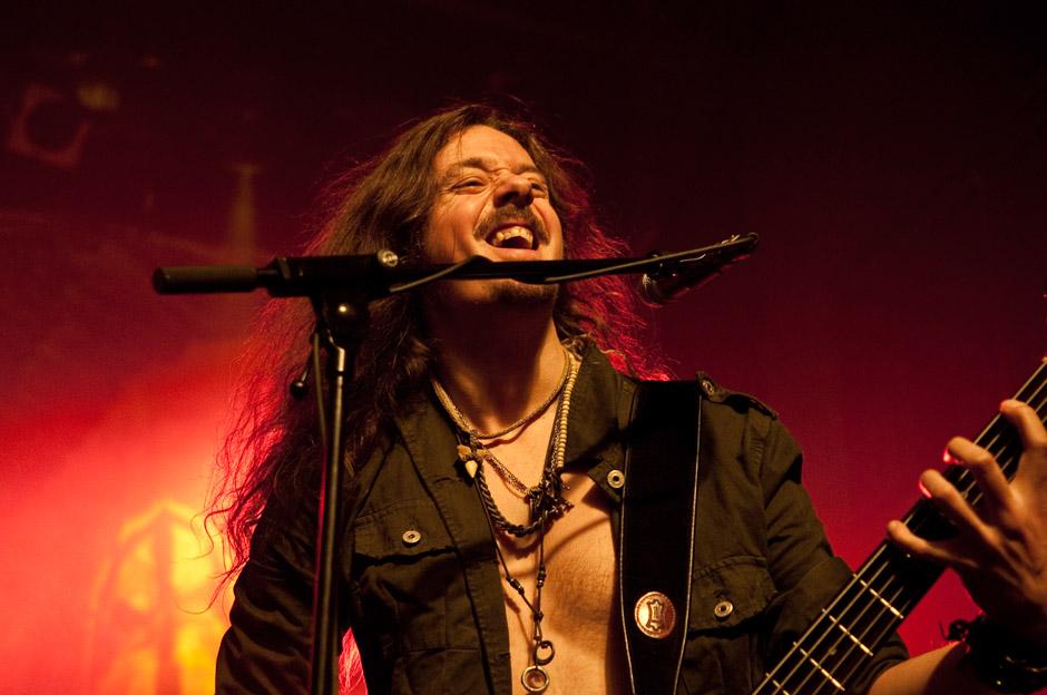 Stratovarius live, 29.03.2013, Hamburg