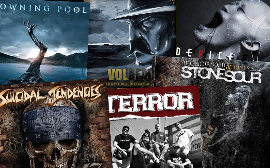 Die neuen Metal-Alben vom 05.04.2013