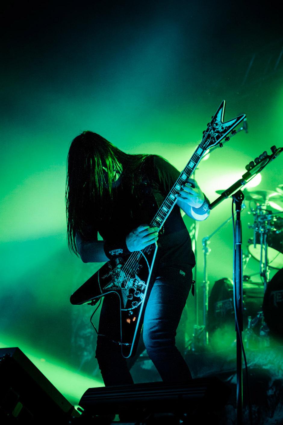 Testament live, 23.03.2013, Köln